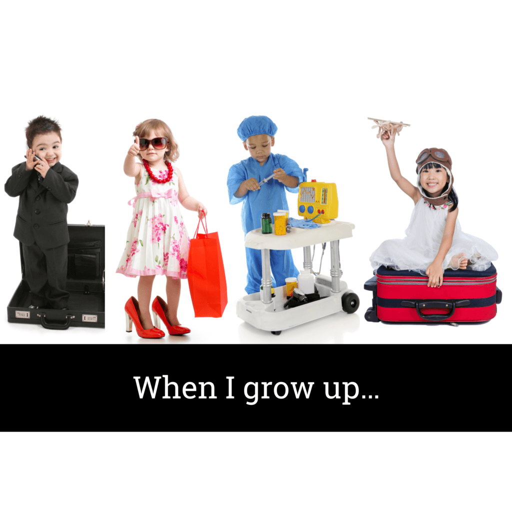When I grow up Purpose