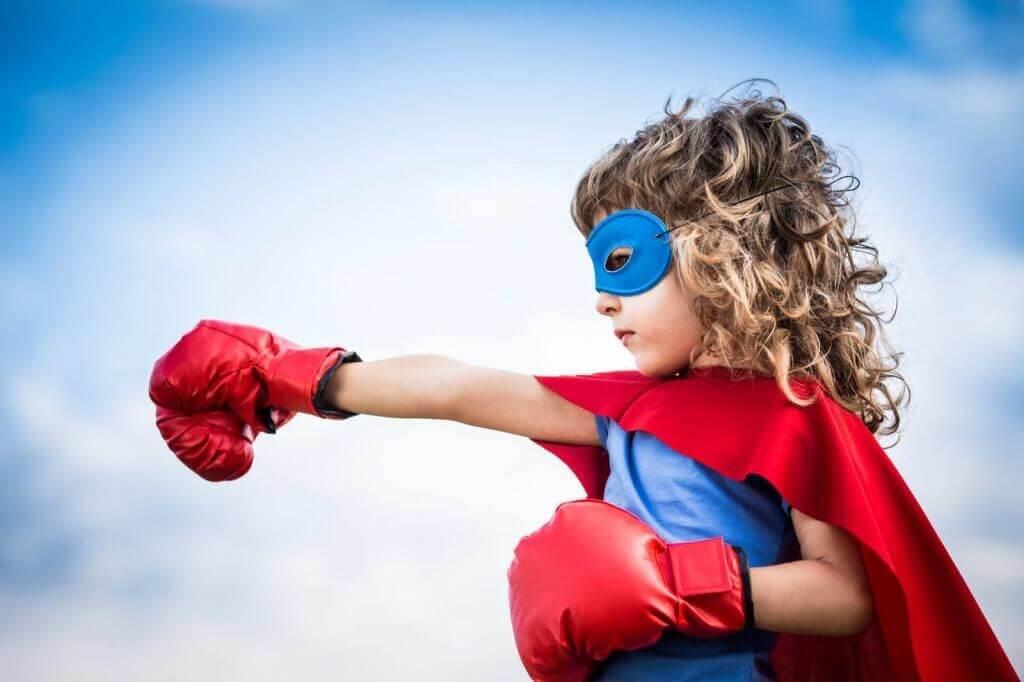 superhero-girl