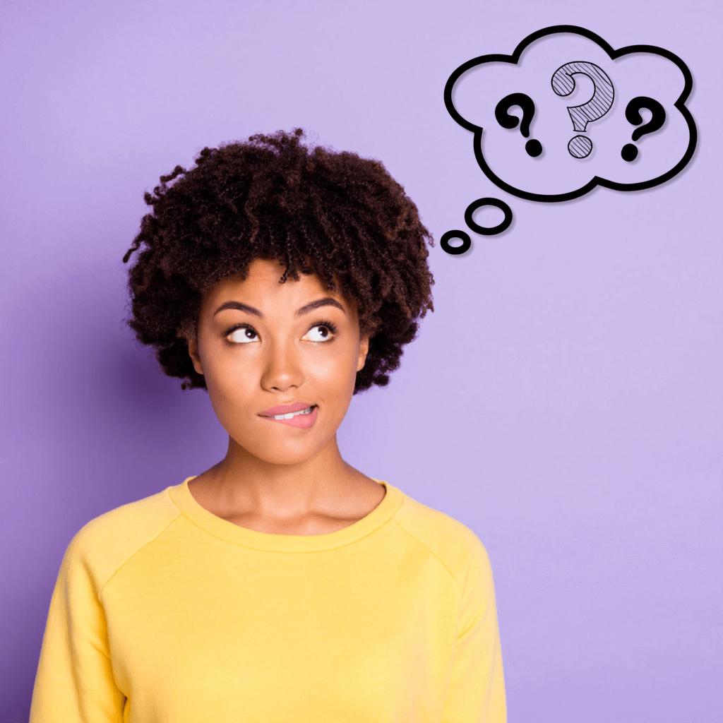 Questions- Self-Talk