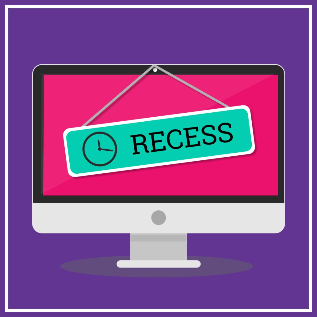 Recess-Play at work