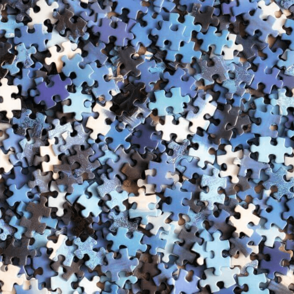 Fear Puzzle of Life