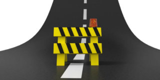 Road Block for Leaders